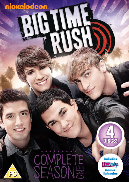 Big Time Rush – Season 3