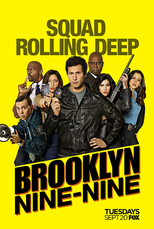 Brooklyn Nine-Nine – Season 4