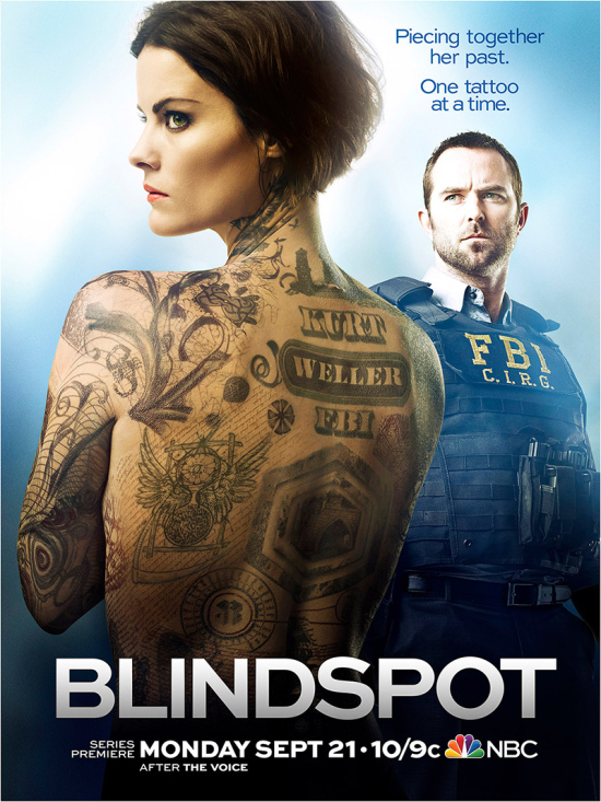 Blindspot – Season 1