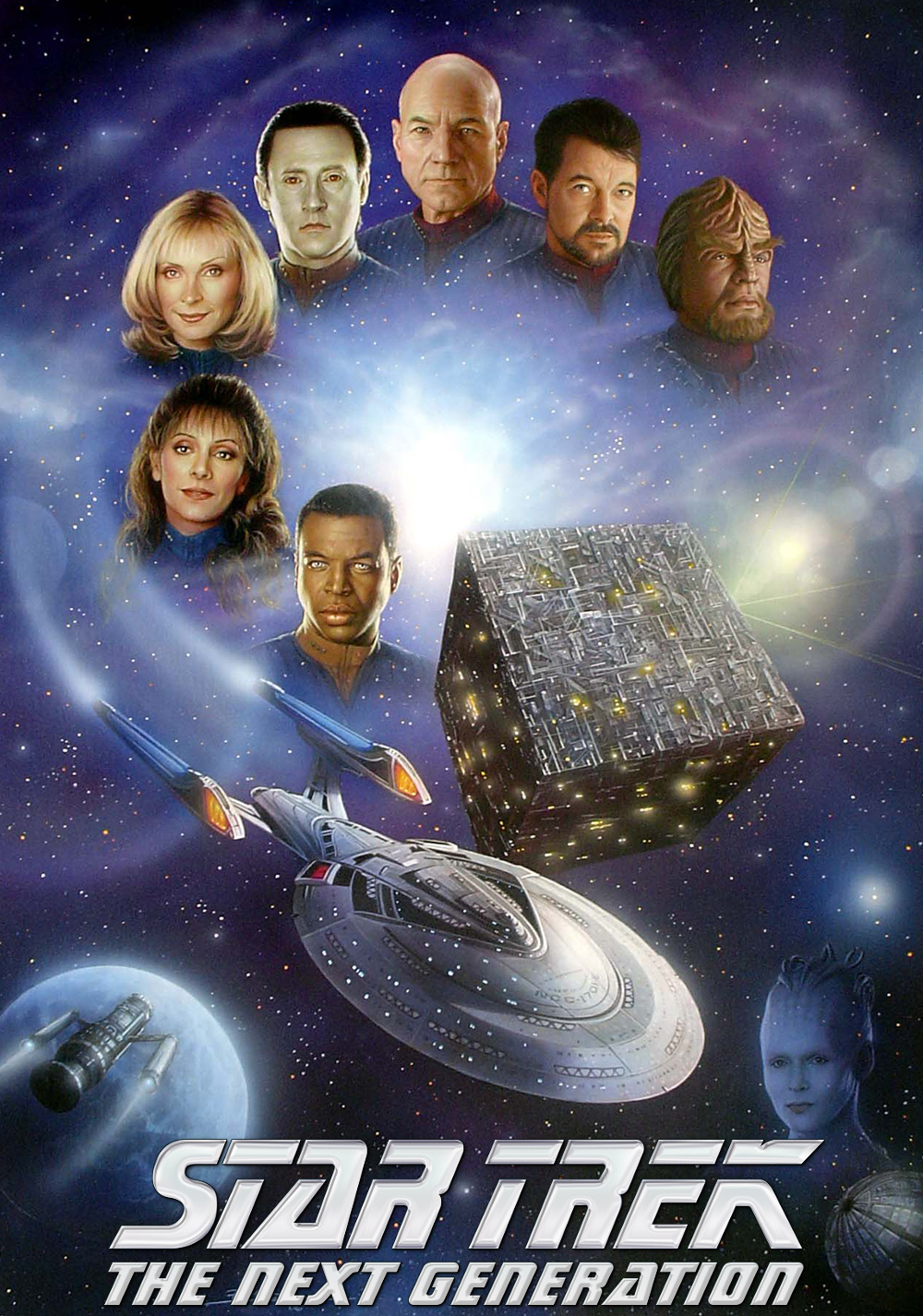 Star Trek: The Next Generation – Season 3