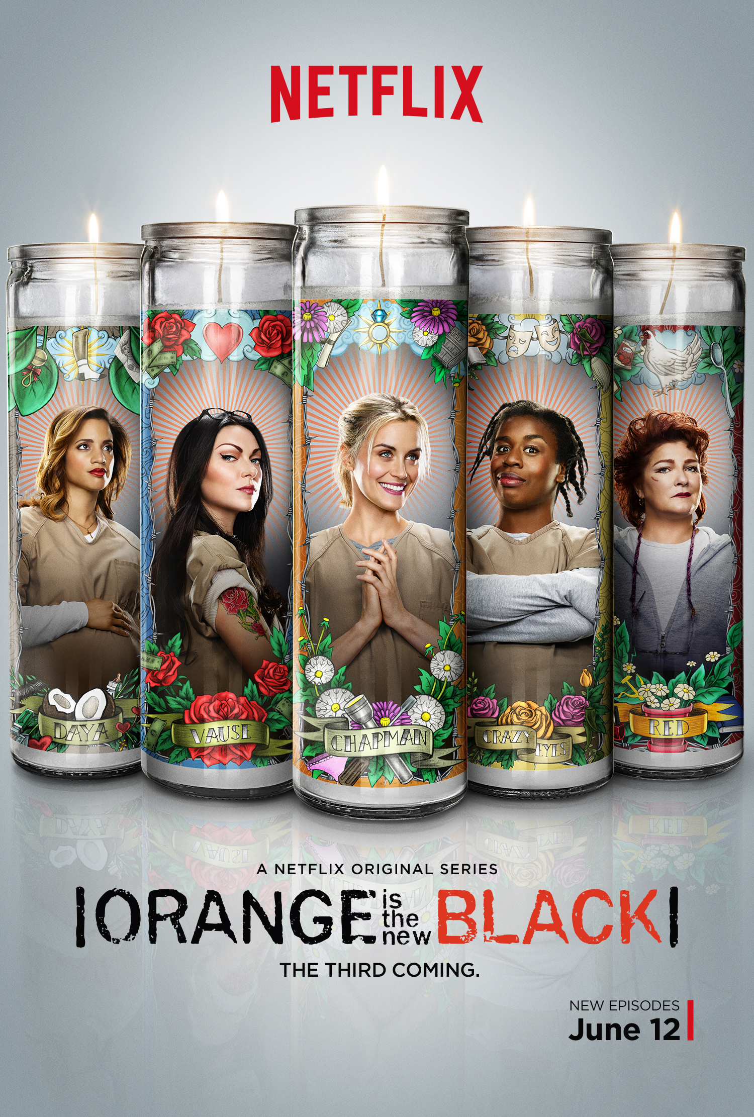 Orange Is The New Black – Season 3