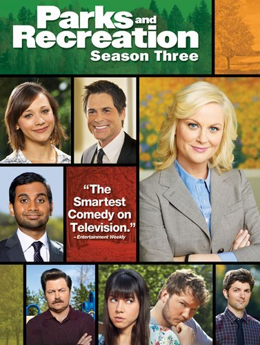 Parks and Recreation – Season 3