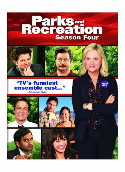 Parks and Recreation – Season 4
