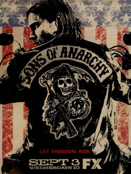 Sons Of Anarchy – Season 3