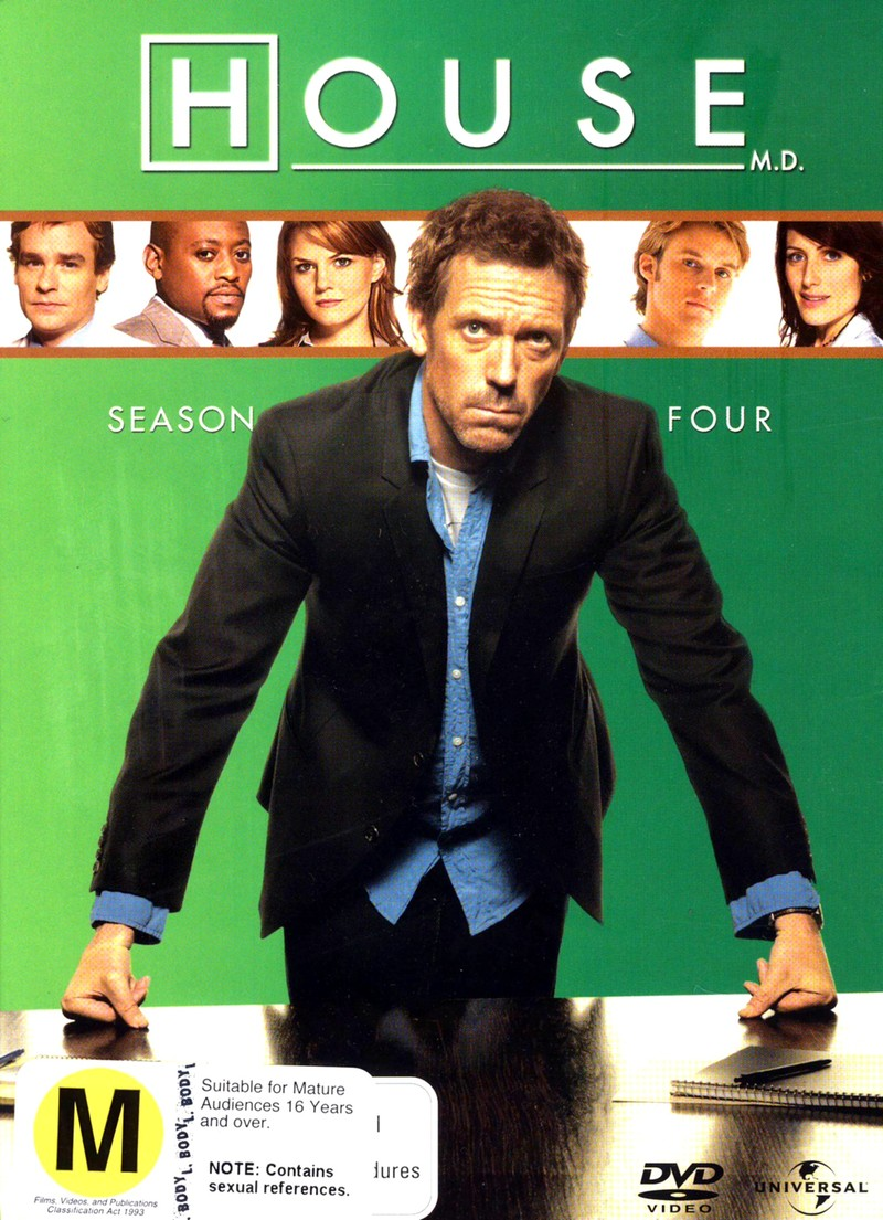 House M.D. – Season 4 Episode 16