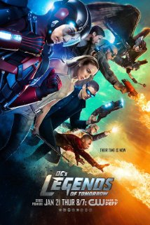 DCs Legends of Tomorrow – Season 1