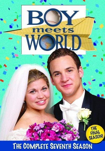 Boy Meets World – Season 7