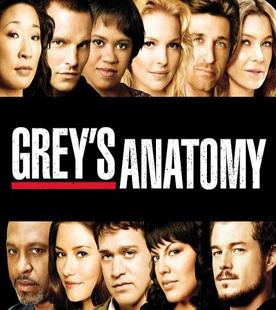 Grey's Anatomy – Season 1