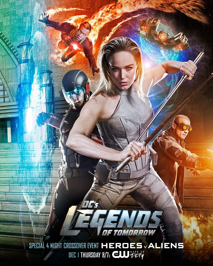 DCs Legends of Tomorrow – Season 4