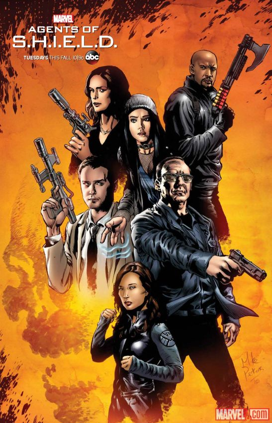 Agents of S.H.I.E.L.D. – Season 4