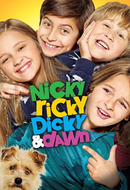 Nicky Ricky Dicky and Dawn – Season 1