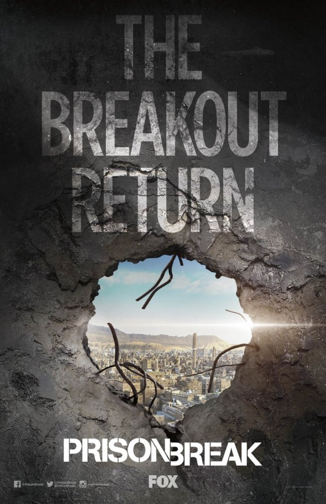 Prison Break – Season 5