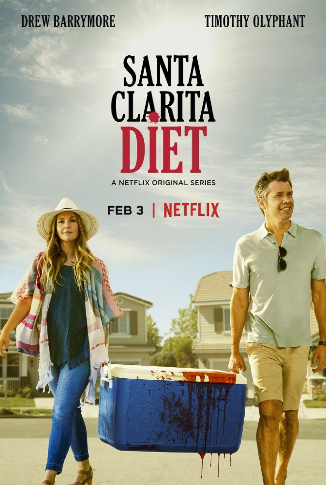 Santa Clarita Diet – Season 1