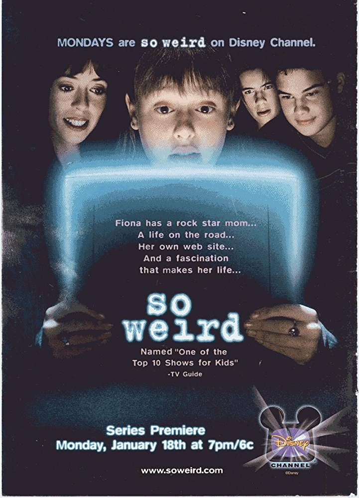 So Weird – Season 1