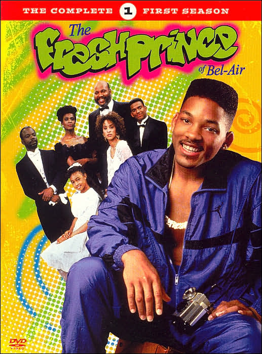 The Fresh Prince of Bel-Air – Season 4