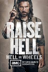 Hell On Wheels – Season 2