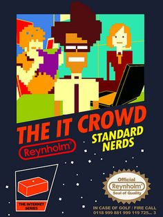 The IT Crowd – Season 4