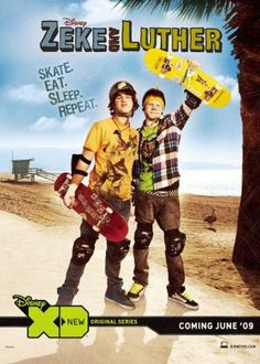 Zeke And Luther – Season 2