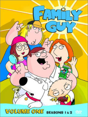 Family Guy – Season 4