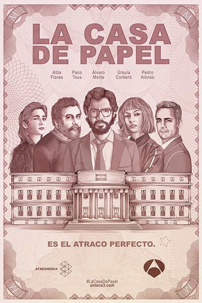 Money Heist – Season 4