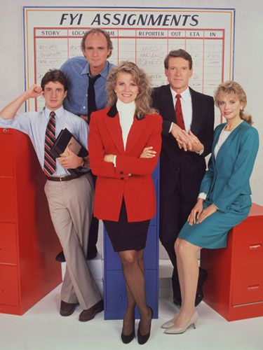 Murphy Brown – Season 4