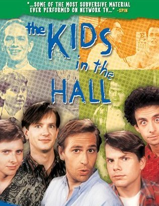 The Kids in the Hall – Season 3