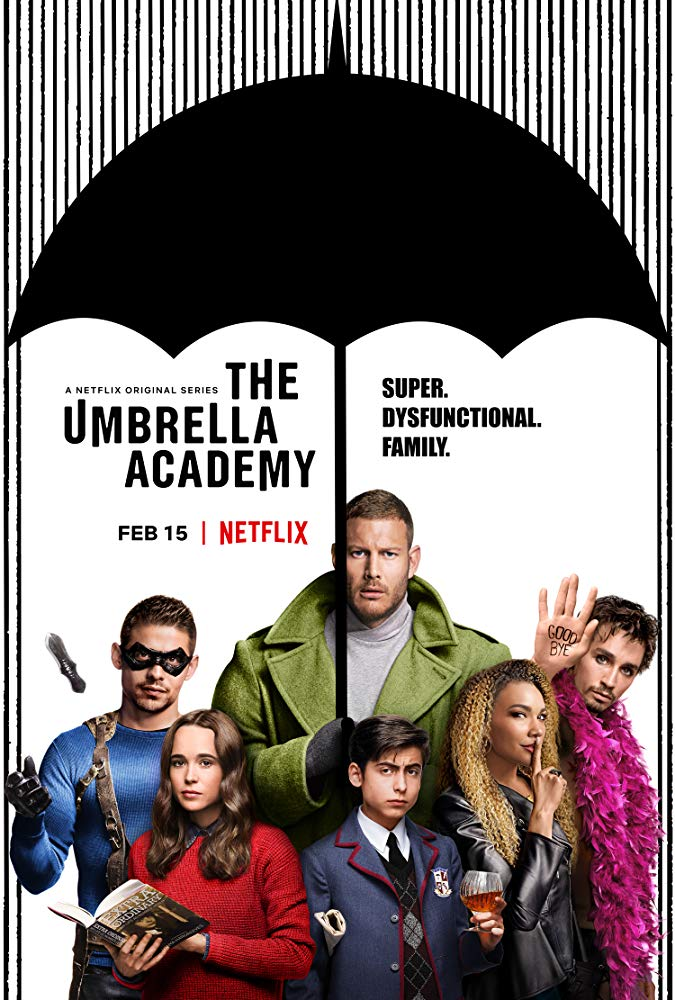 The Umbrella Academy – Season 1