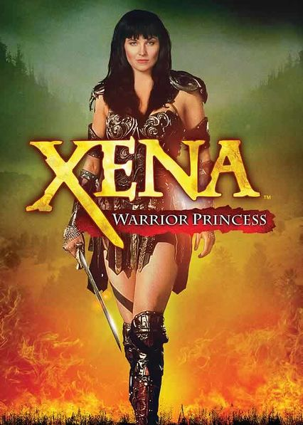 Xena: Warrior Princess – Season 4