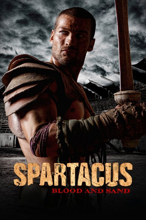 Spartacus Blood and Sand – Season 4