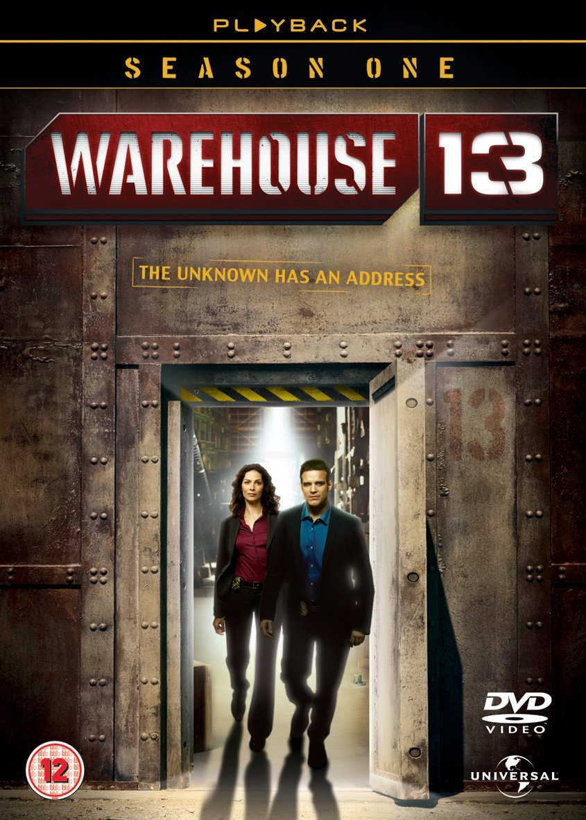 Warehouse 13-season 4