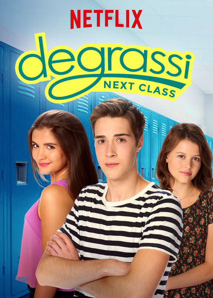 Degrassi: Next Class – Season 4