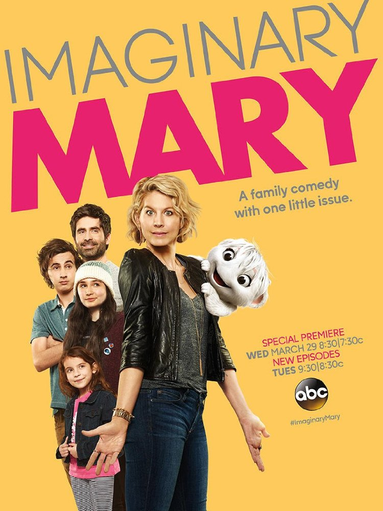 Imaginary Mary – Season 1