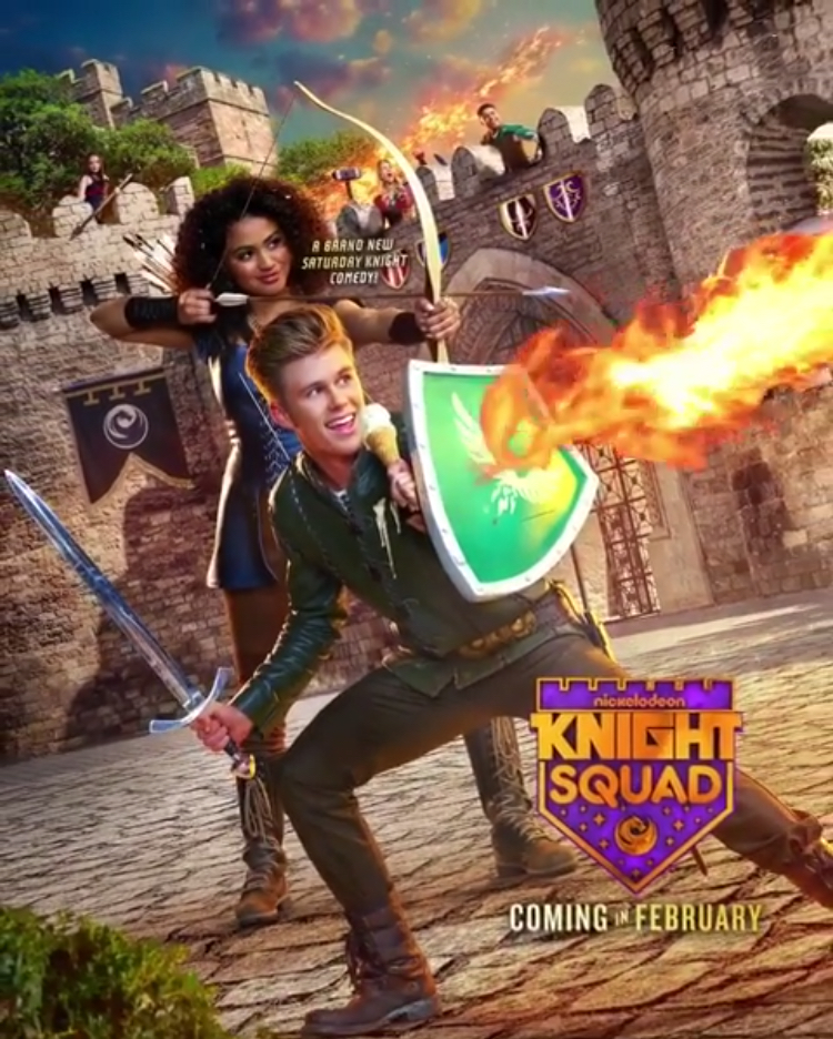 Knight Squad – Season 1