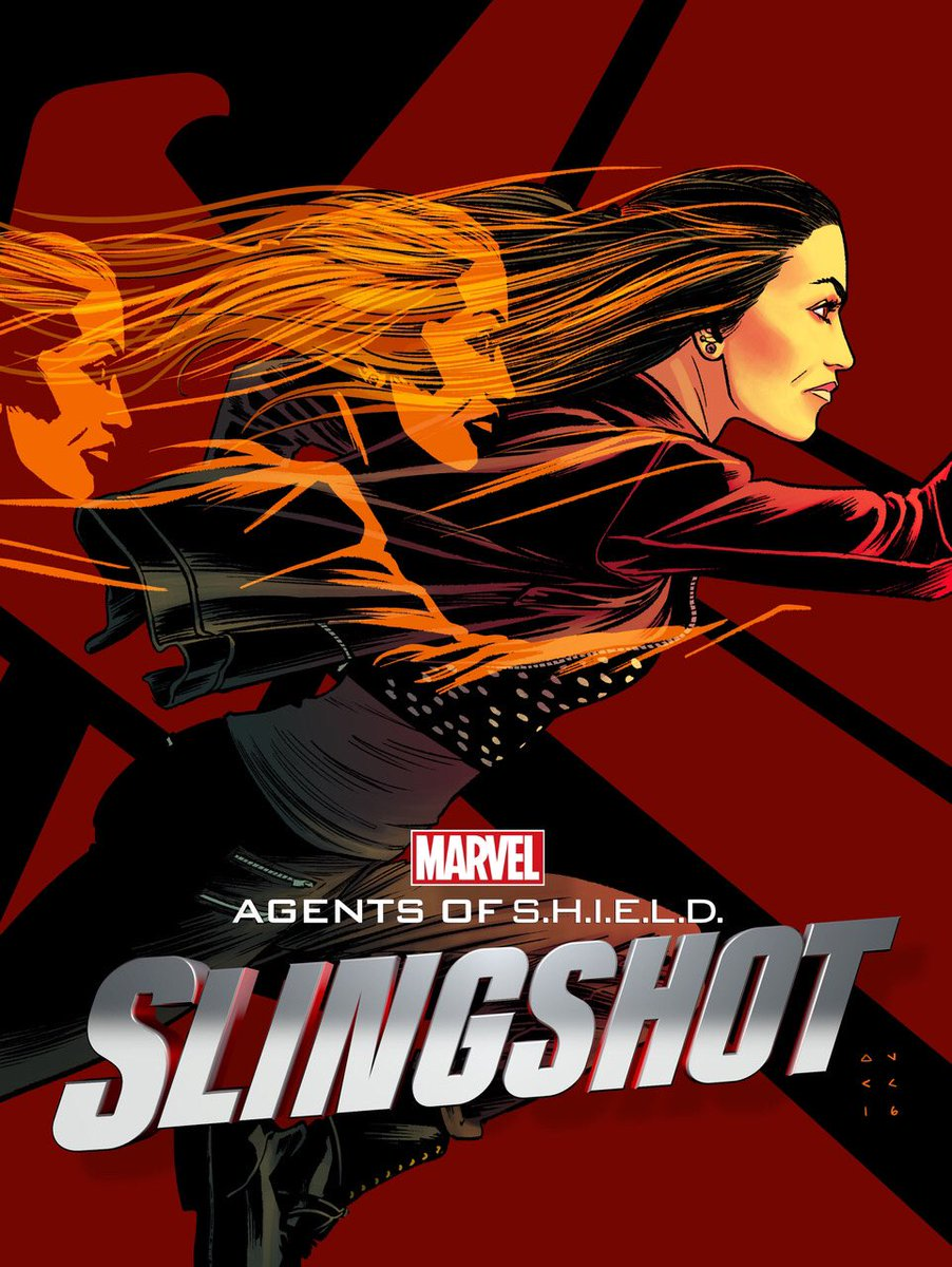 Agents of S.H.I.E.L.D. Slingshot – Season 1