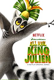 All Hail King Julien Season 6