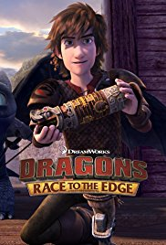 Dragons Race to the Edge Season 5