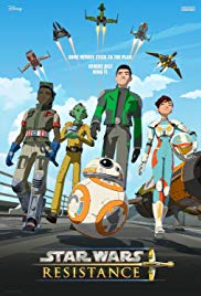 Star Wars Resistance Season 1