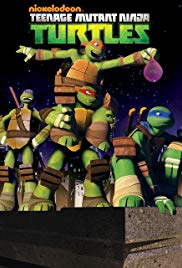 Teenage Mutant Ninja Turtles 2012 Season 3