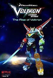 Voltron Legendary Defender Season 1